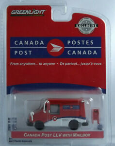 Greenlight 1:64 - CANADA Post  LLV mit Briefkasten Postes Canada Limited Edition