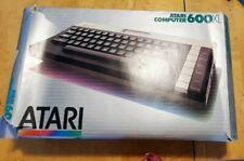 Atari 600xl Home Computer - Complete console READ