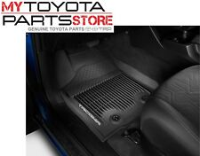 2016-2017 Tacoma Floor Liners All Weather Mat (DOUBLE CAB w/AUTO) PT908-36164-20