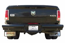 New Ranch Style Rear Bumper 2010 - 2019 Dodge Ram 2500 3500