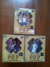 LUFFY ROBIN SANJI One Piece magahouse POP p.o.p. cb r2 r-2 Portrait Of Pirates