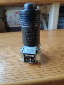 New HAWE KTS GM5000 24VDC, 31OHM, 0.77A, GS2-1