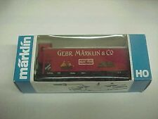 Marklin HO  -  Museum Car from 1989 - limited edition