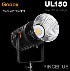Godox UL150 150W Silent LED Video Light Photography Lighting For APP Control pe6