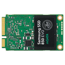 Samsung 850 EVO Series mSATA 120gb SSD
