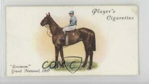 1933 Player's Derby and Grand National Winners Tobacco Eremon #26