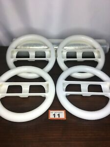 4 x Wii Steering Wheel's for Mario Kart & Racing / Driving Games - Fast Dispatch