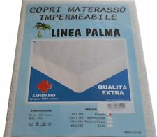 Mattress Cover Sanitaries Waterproof Single Double And Cot Line Palm