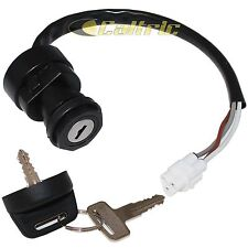 IGNITION KEY SWITCH FOR KAWASAKI PRAIRIE 650 KVF650 2002 / PRAIRIE 650 4X4 2003