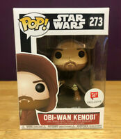 Funko Pop Obi-Wan Kenobi Star Wars #273 Walgreens Exclusive