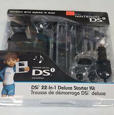 Nintendo DSi 22-in-1 Deluxe Starter Kit - New