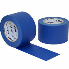Painters Masking Tape Blue 2 Roll Pack Of 3 X 60 Yards 72mm X 55m Stikk