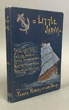 First Edition   Molly Elliot Seawell   Little Jarvis   D. Appleton   1890