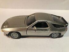 NZG VINTAGE PORSCHE 928S Silver immaculate FDR German Superb Detail