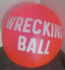 Extrem seltener neonpinker WASSERBALL von Sunnylife, D = 110cm / 44