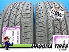 2 NEW 225/75/16 NEXEN ROADIAN HTX RH5 M+S TIRES MIAMI RO-HTX LT225/75/16 2257516