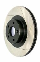 Stoptech (126.47029SR) Power Slot 08-10 WRX Rear Right Slotted Rotor