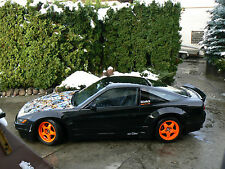 NISSAN 200SX S13 ROCKET BUNNY WHEEL ARCH SET BODY KIT DRIFT 240sx 180sx Nismo