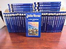 Julio Verne,Lote de 39 Libros,Ed.Orbis 1986