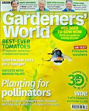 BBC Gardeners' World Issue Dec 2020 Magazine With 2021 Calendar Monthly Tips