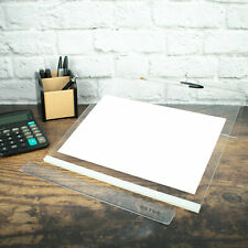 More details for ergonomic clear acrylic writing slope 20 degree writing angle for better posture
