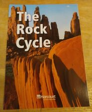 Rock Cycle On-Level READER 4th GRADE 4 SCIENCE HARCOURT HOMESCHOOL EARTH SCIENCE