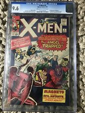 X-Men #5....CGC 9.6 NM OW/ White Pages!