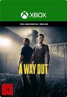 [VPN Aktiv] A Way Out Spiel Key - Xbox Series / One X S Download Code Card
