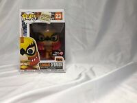 Funko Pop Conan O'Brien Luchador Without Boarders 23 Exclusive