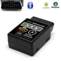 Car Auto Fault Diagnostic Scanner Bluetooth V2.0 OBD OBDII Code Reader T