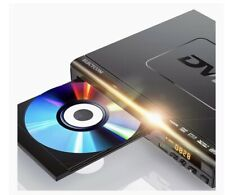 Electcom Dvd Player, Dvd Player For Tv Hdmi With Remote, Region Free Dvd Player