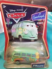 DISNEY PIXAR CARS MINIATURE FILLMORE TOY BOY GIRL COLLECT DIECAST SUPERCHARGED