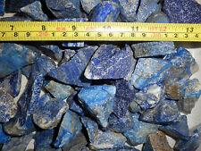 Lapis Lazuli Rough Stone 20 to 70 gram size pieces 0.5 KG Lot