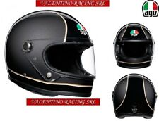 X3000 SUPER AGV CASCO HELMET LEGENDS MULTI BLACK / GREY / YELLOW MIS. ML