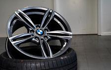 18 Zoll Avus Alu Felgen für BMW X1 X3 X4 E84 E83 F26 X5 X53 M Performance Z4 85