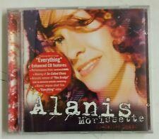 "Alanis Morissette So Called Caos CD UK 2003 ""sticker"" en portada"