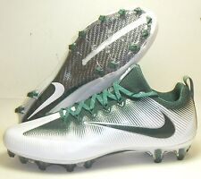 New Nike Vapor Untouchable Pro PF Football Lacrosse Cleats Size 12 Green White