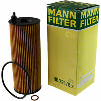 Original MANN-FILTER Ölfilter Oelfilter HU 721/5 x Oil Filter