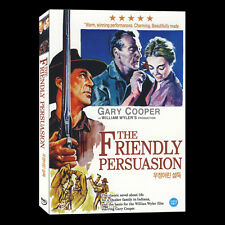 Friendly Persuasion (1956) DVD - Gary Cooper *New* *Sealed*