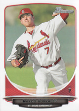 2013 Bowman Draft Baseball Draft Picks #BDPP6 Marco Gonzales St. Louis Cardinals