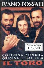 MUSICASSETTA -  IVANO FOSSATI - IL TORO    ( sigillata )                    (14)
