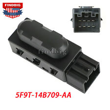 Driver Left 6 Way Power Seat Switch Adjustment For Ford Mercury 5F9T-14B709-Aa