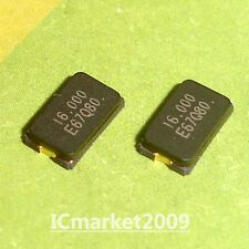 10 PCS 16.000MHz SMD-2 5032 16.000 MHz 16MHz 16.000M 16M Ceramic Resonator
