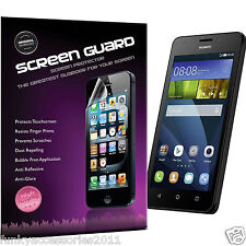 5 Pack High Quality Excellent Scratch Screen Protector for Huawei Ascend Y635
