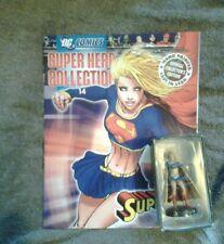 dc comics figurine collection supergirl