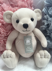 Dimitri Newborn Teddy Bear Charlie Bears Baby Boutique Collection