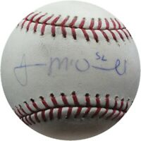 James McDonald Hand Signed Official Major League Baseball W/ COA