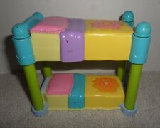 Dora The Explorer Dollhouse Flower Bunk Bed Kids Children's Bedroom