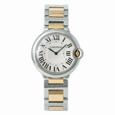 Cartier Ballon Bleu Silver Unisex Adult Watch - W69008Z3