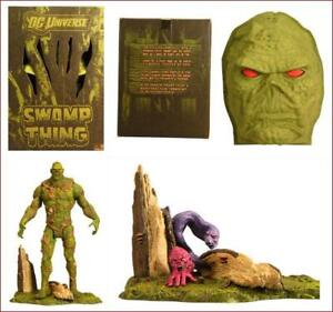 DC Universe Swamp Thing Figure SDCC 2011 Exclusive With Un-Men Classics Boxed